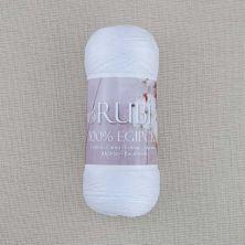 Perlé Rubí 100% algodón egipcio 100g