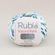 Rubí Natural Batik 100% algodón