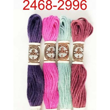 Algodón Retors Dmc para tapicería 2468-2996