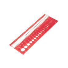 Calibrador de agujas Knit Pro