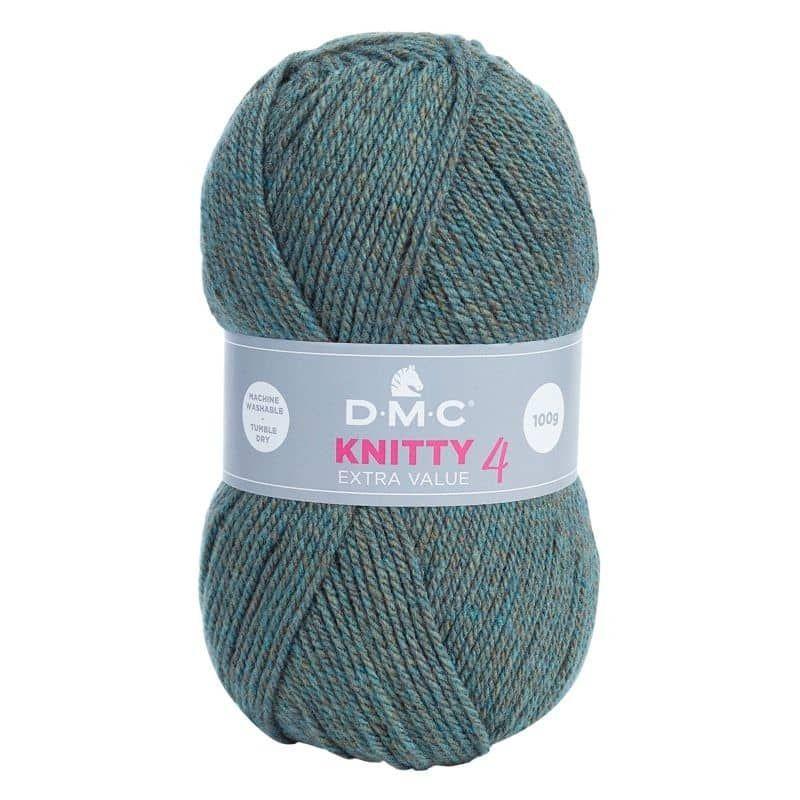 lana Dmc Knitty 4 color 904
