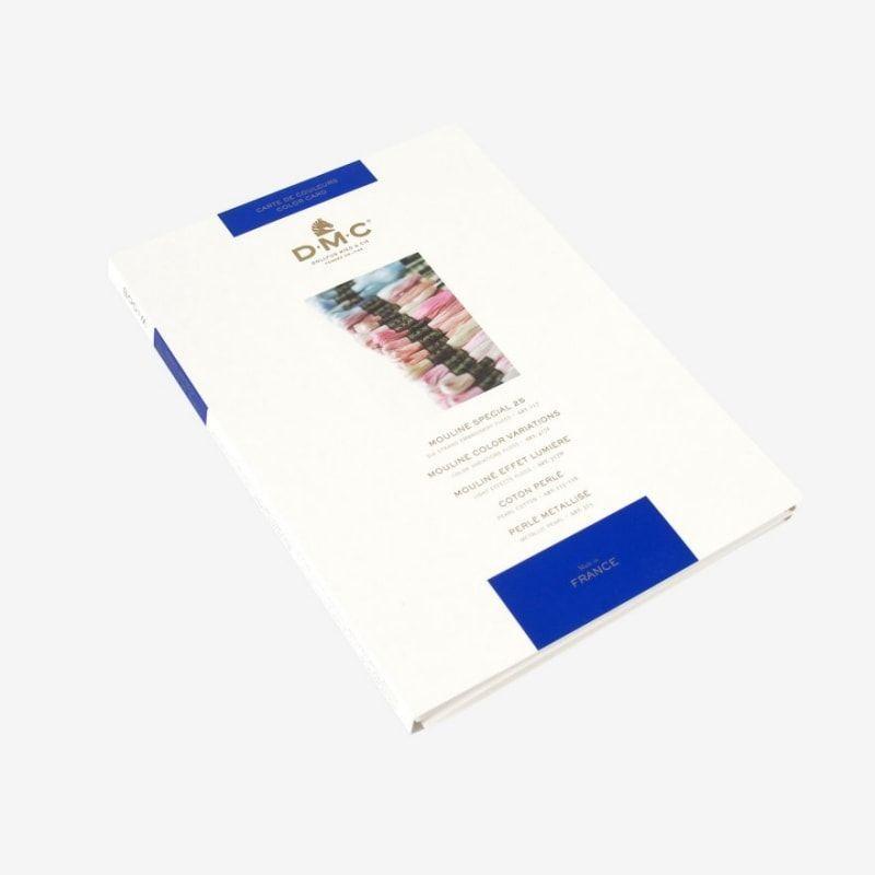 Carta de colores Hilos Mouline Dmc