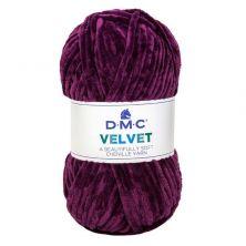 lana Velvet de Dmc color 07
