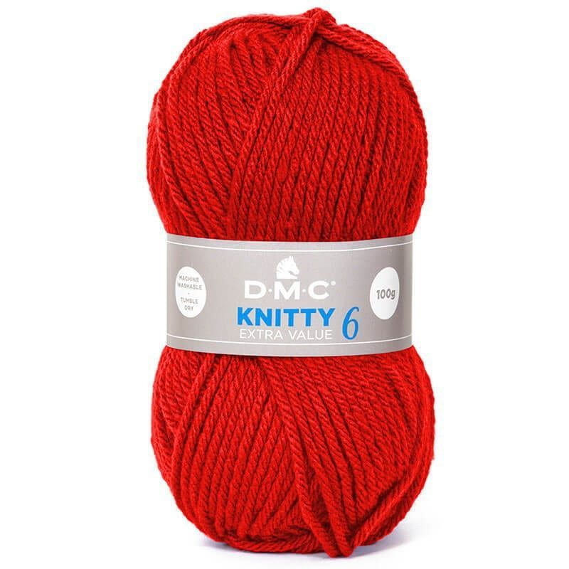 lana Dmc Knitty 6 color 779