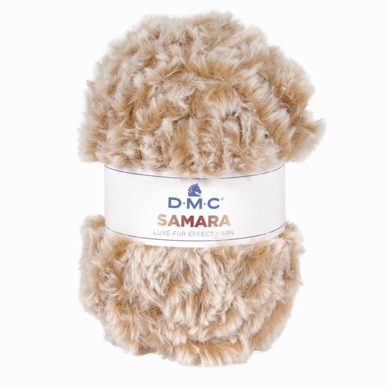 lana Samara de Dmc color 404