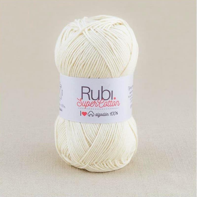 Rubi Super Cotton color 102