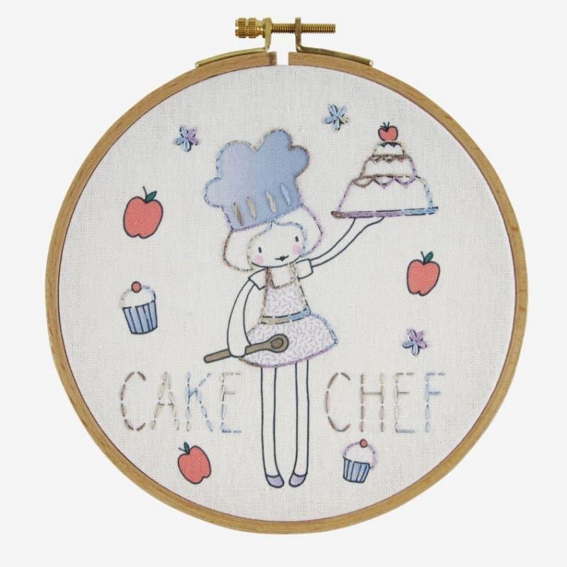 Kit Bordado niños cake