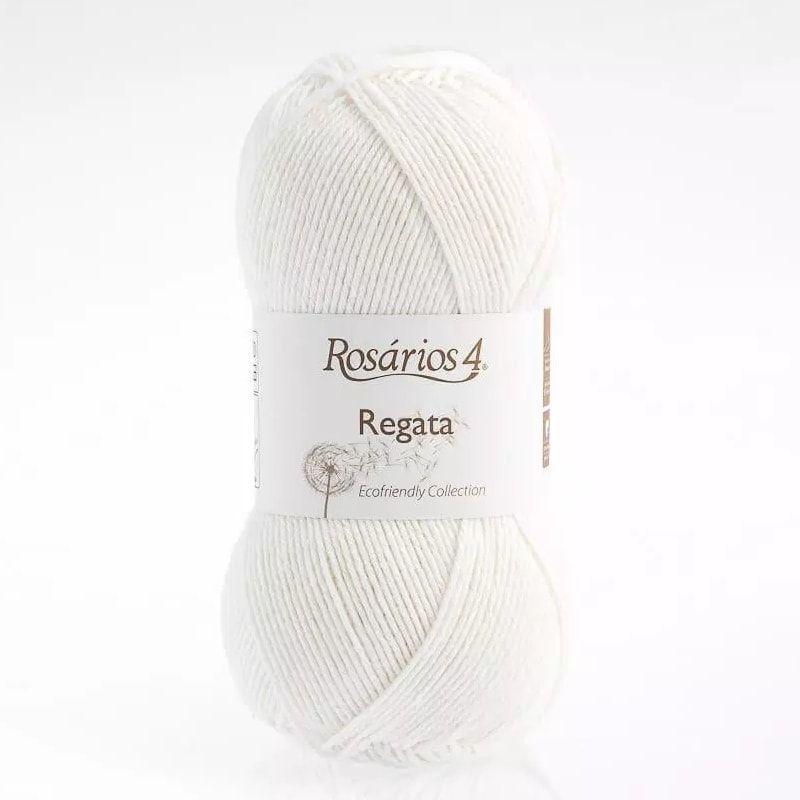 Ovillo de algodón Regata color 001