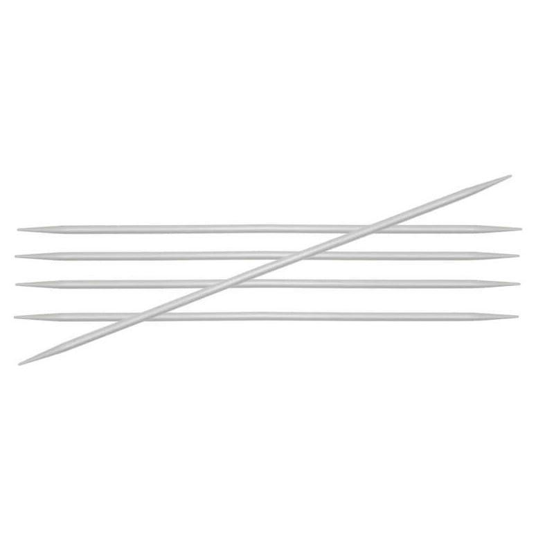 Agujas de doble punta Knit Pro aluminio