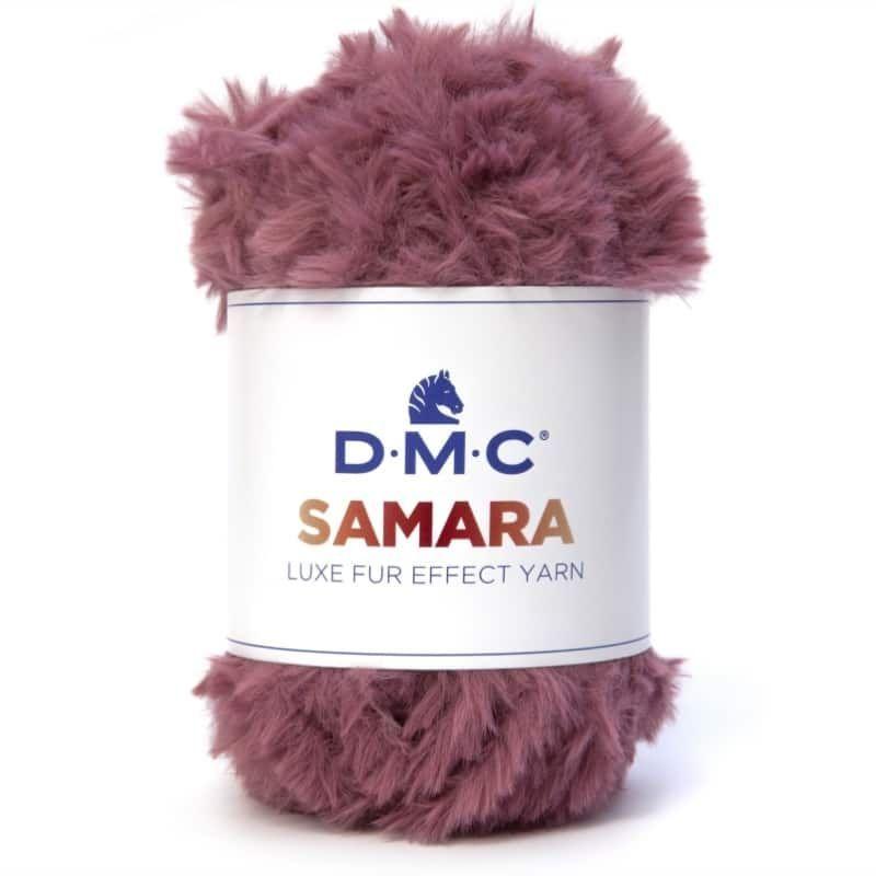 lana Samara de Dmc color 410
