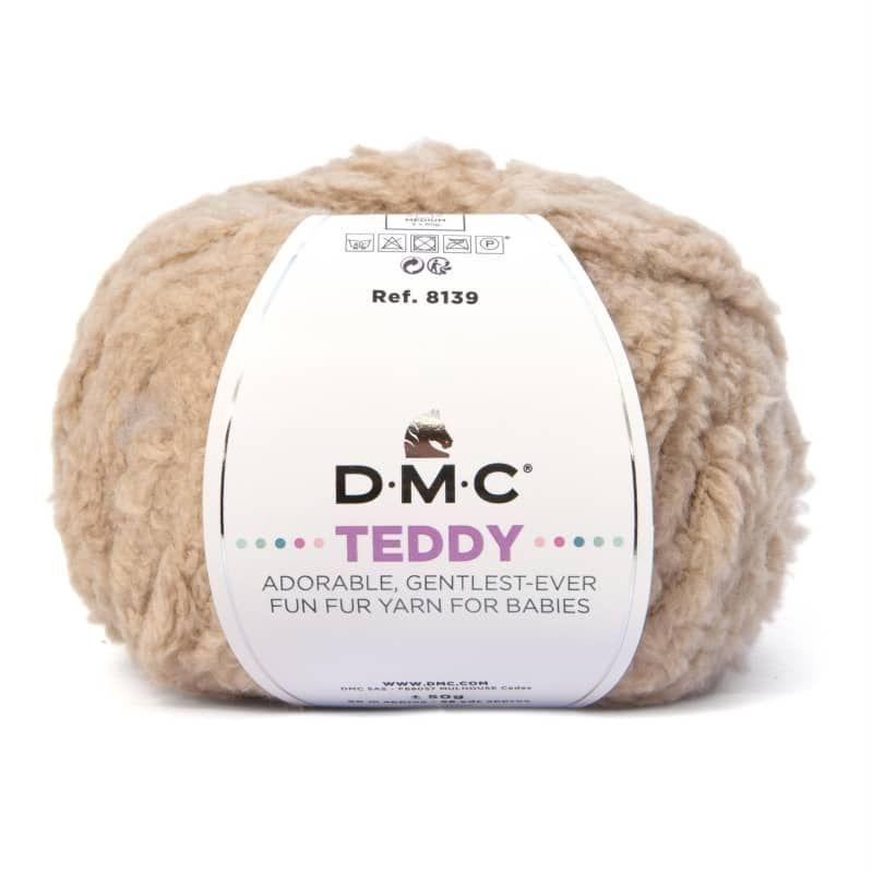Lana Teddy de Dmc color 311