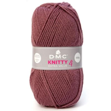 Lana Dmc Knitty 4 color 646