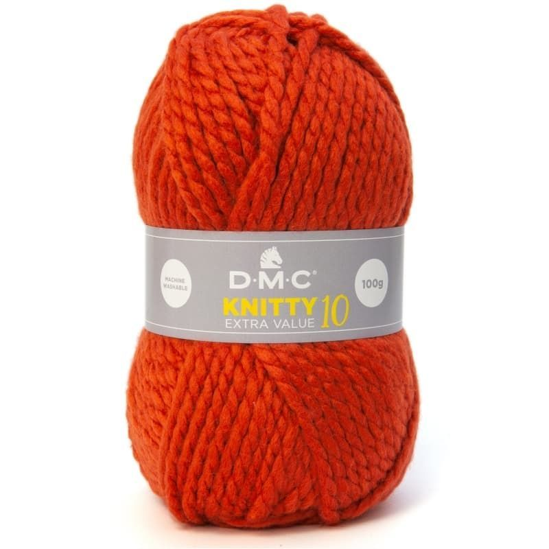 Lana Knitty 10 de Dmc color 779