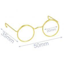 Gafas para muñecos