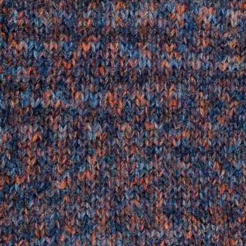 Lana Rubí Mía color 004 muestra tejida