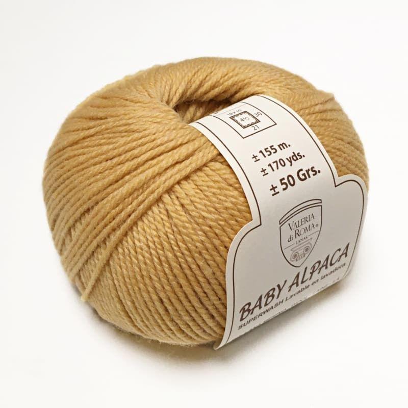 Lana Baby Alpaca color 109