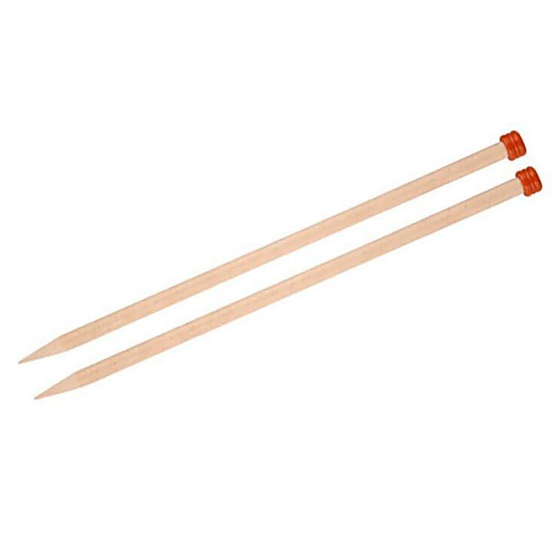 Agujas de madera Knit Pro basix