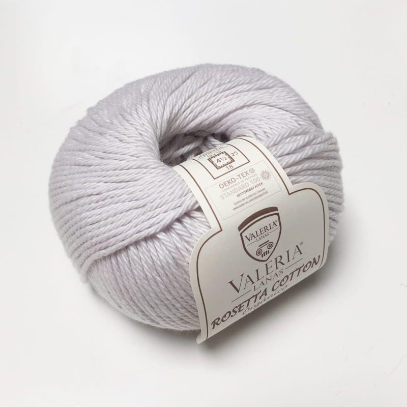 Ovillo de algodón orgánico Rosetta Cotton color 023