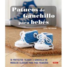 Libro patucos para bebés