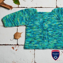 Patrón jersey bebé